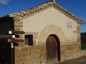 Buera. Ermita San Juan Bautista