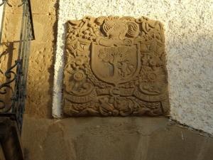 Ayera. Escudo de Armas de los Cirias