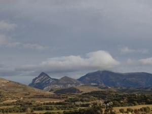 Sierra Guara, desde la ermita de San Esteban