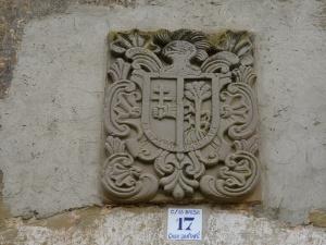 Sipán. Escudo de Armas de Santafé