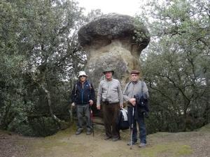 Ayera. Piedra de los Moros