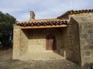 Liesa. Ermita Santa María del Monte