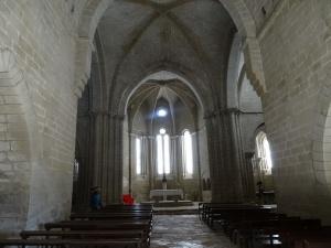 Ibieca. San Miguel de Foces