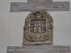 Ibieca. Escudo de Armas de los Torres
