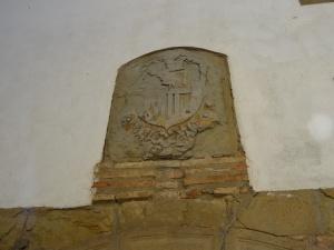 Aguas. Escudo de Armas de Casa Cabrero