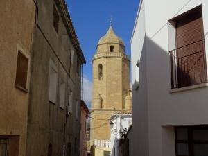 Aguas. Iglesia Santiago Apóstol