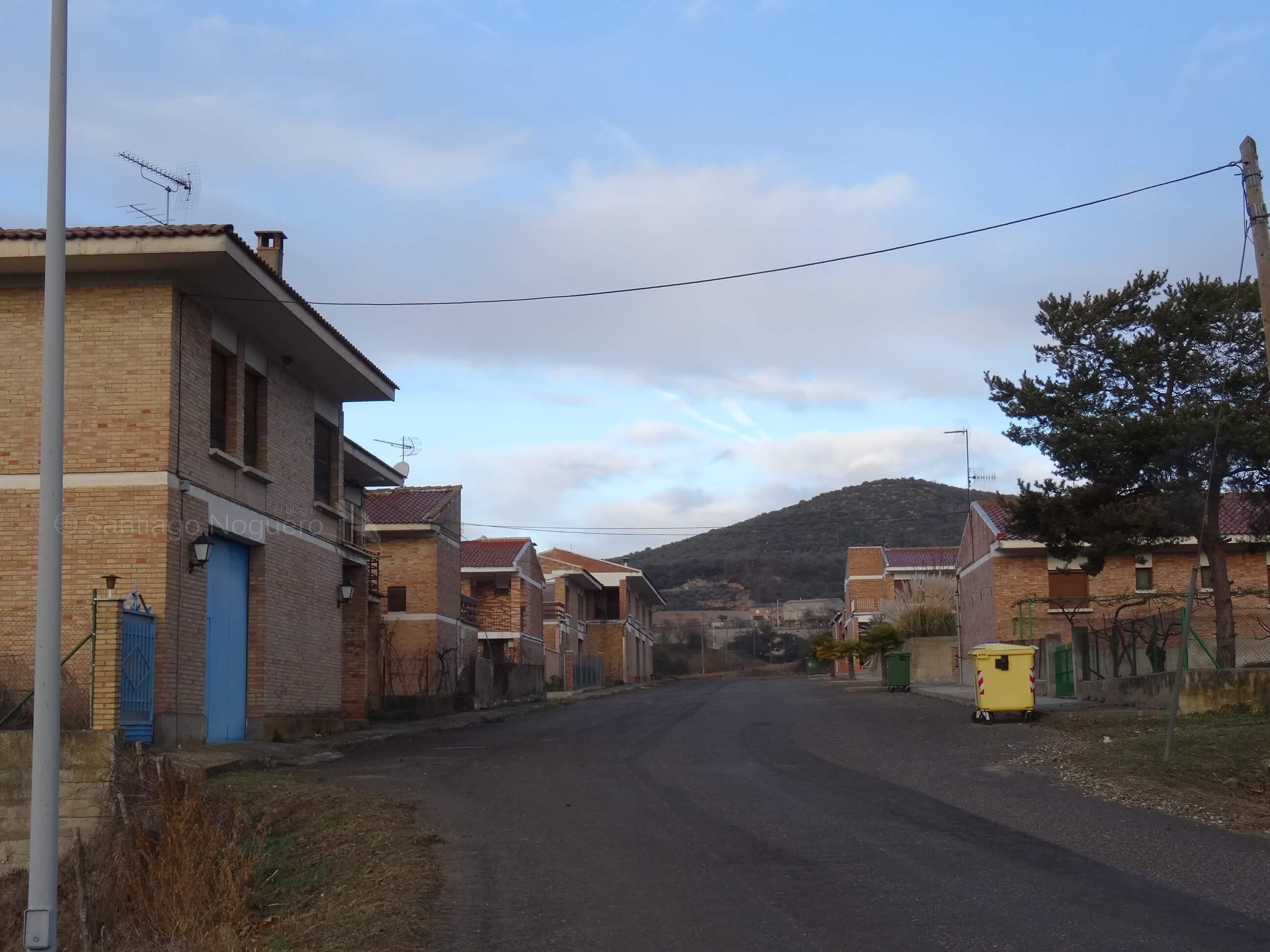 Ruta por Purroy de la Solana y Estopiñán del Castillo