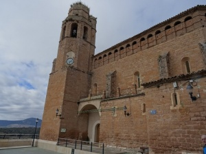 Estopiñán del Castillo. San Salvador