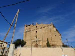 Almuniente. San Agustín