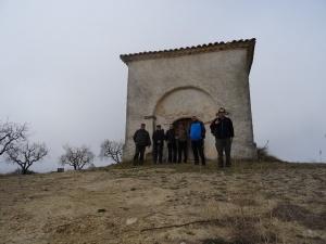 Olvena. Ermita de San Gregorio