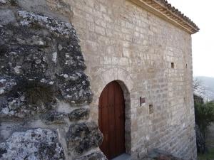 Olvena. Ermita del Santo Cristo