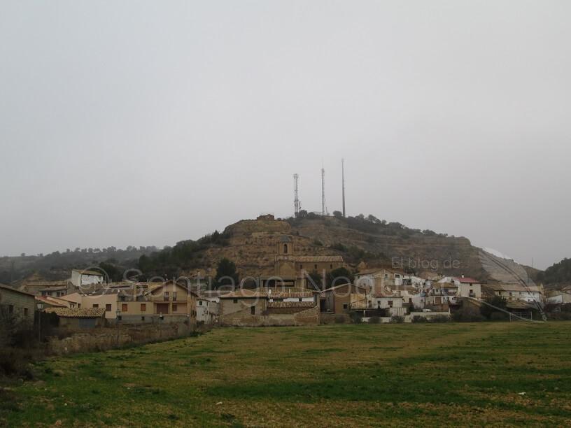 Ruta por Velillas y Alcalá del Obispo