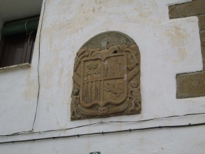 Torres de Montes. Escudo de armas