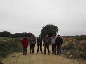 Camino de Pueyo de Fañanás