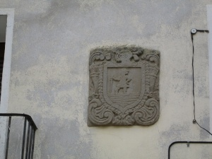 Alcalá del Obispo. Escudo de armas