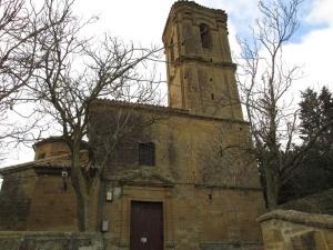 Alcalá del Obispo. San Miguel Arcángel