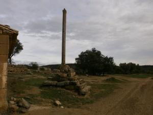 Liesa. Crucero camino de Arbaniés