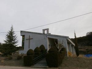Purroy de la Solana. Iglesia parroquial