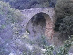 Olvena. Puente de la Sierra