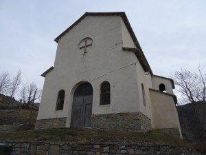Vilas del Turbón. Santa Eulalia