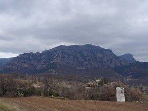 Sierra de Sis, camino de Villacarli