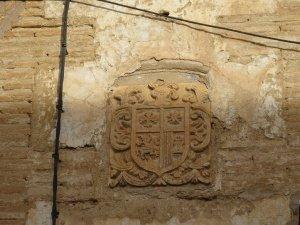 Liesa. Escudo de Armas de Bara