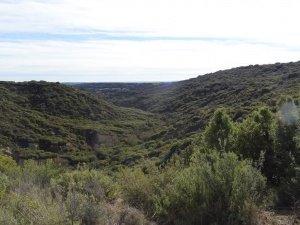 Camino de Aguas. Barranco de Lecina