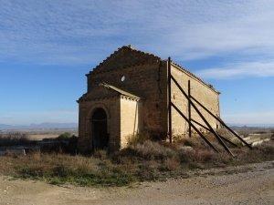 Almuniente. Ermita de San Salvador