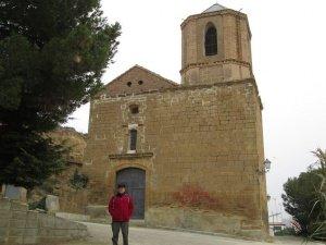 Velillas. Iglesia de San Bartolomé
