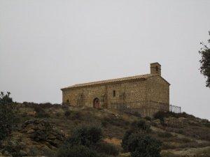 Torres de Montes. Ermita Santa Ana