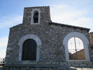 Camporrells. Ermita de los Santos Mártires
