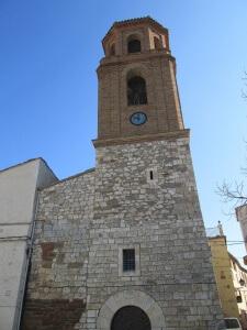 Baldellou. Asunción de Santa María
