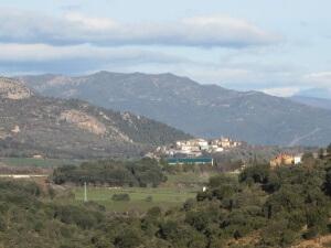 Ubiergo. Camino de la ermita de Castro