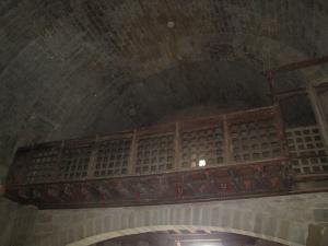 Ermita de San Román de Castro. Coro