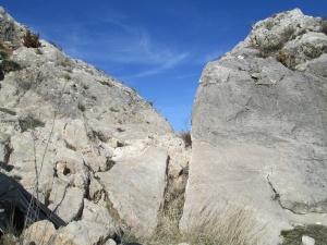 Yacimiento de Cerro del Calvario