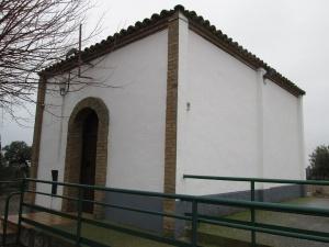 Binéfar. Ermita de San Quílez