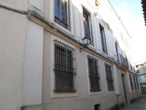 Estadilla. Casa-Palacio Abbad y Lasierra