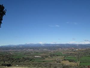Sierra de Guara, desde el Balcón del Cinca