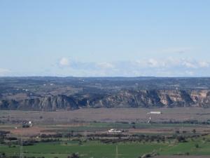 Desde la ermita de San José. Las Canteras y La Boquera