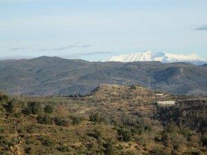 La Puebla de Castro. Camino de la ermita, Labitolosa