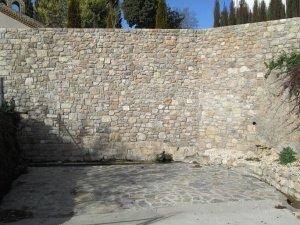 La Puebla de Castro. Fuente de Santa María