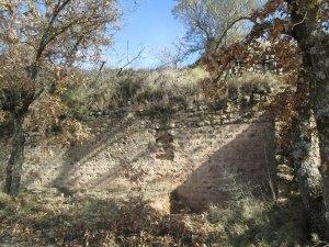 Yacimiento de Labitolosa. Restos del Domus