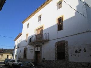 Pomar de Cinca. Ayuntamiento