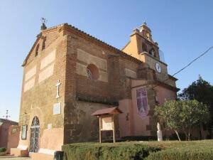 Conchel. Santa María Magdalena