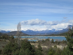 Embalse de Mediano