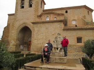 Villanueva de Sigena. Miguel Servet