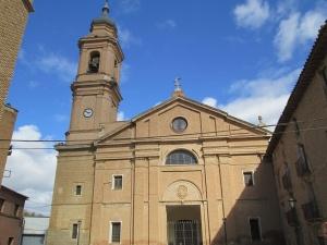 Alcolea de Cinca. San Juan Bautista