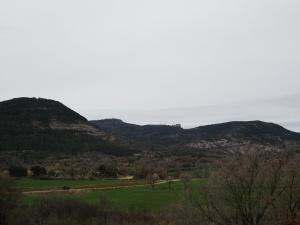 Sierra de Lagüarres