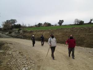 Camino de Lagüarres