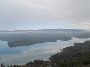 Valle del Sarrón, desde Lumbierre